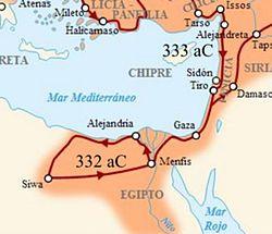 Resultado de imagen para alejandria egipto ALEJANDRO MAGNO