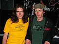 Alex Necochea and Bryn Bennett by David Shankbone.jpg