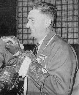 Alf Pike Canadian ice hockey player