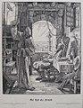 Alfred Rethel, Der Tod als Freund, gravure sur bois, 1851.jpg