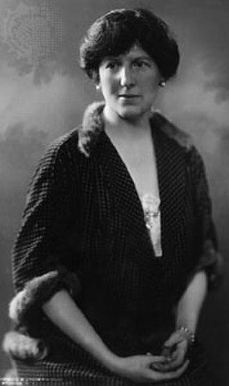 Alice Duer Miller - Miller circa 1920