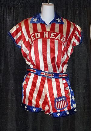 All-American Red Heads - All-American Red Heads uniform