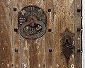 All Saints Church, Ashwelthorpe, Norfolk - Porch door - geograph.org.uk - 853000.jpg