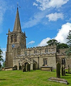 Kirk Deighton - All Saints Church