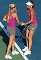Alona & Kateryna Bondarenko at the 2008 US Open.jpg