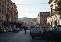 Along Corso Umberto Modica Sicily Sicilia Italy in 1992.jpg