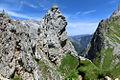 Alpen Wettersteingebirge Fels am Gatterl.jpg