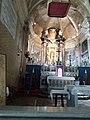 Altare maggiore con affresco della Beata Vergine delle Grazie.jpg