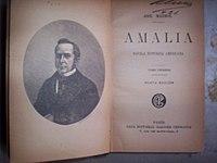 Amalia cover