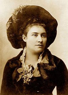 Amalie Materna Austrian operatic soprano