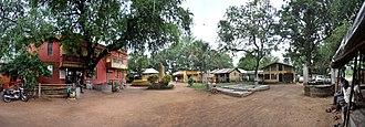 Amar Kutir - Image: Amar Kutir Complex Amar Kutir Society for Rural Development Ballavpur Birbhum 2014 06 29 5611 5616 Compress