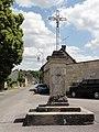Ambleny (Aisne) croix de la Rue du Soulier.JPG