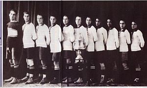 Club América - América squad 1924–1925