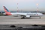 American Airlines, N788AN, Boeing 777-223 ER (40665123413).jpg