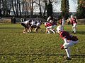 American football-Centurions vs Hurricanes en U17-complexe sportif de La Bastide.JPG