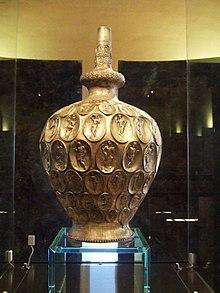 L'anfora di Baratti (Museo archeologico di Populonia)