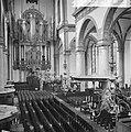 Amsterdam. Interieur van de Westerkerk met het grote orgel, Bestanddeelnr 918-1325.jpg