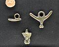 Amulets fàl·lics, segles II-II dC. Museu d'Història de València.JPG