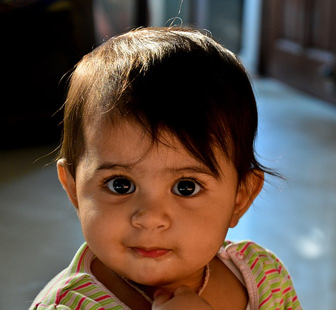 File:An Indian baby.jpg