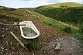 An old bath in a field - geograph.org.uk - 1455437.jpg