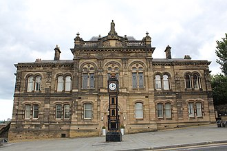 The Old Town Hall Ancien Hotel Ville Gateshead 5.jpg