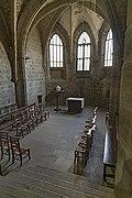 Ancienne église des Carmes, dite aussi Chapelle des Carmes - Chapelle du Saint Sacrement.jpg