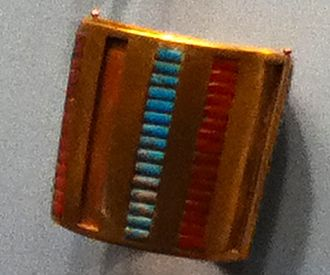 Bracelet - Ancient Egyptian ornamental bracelet, c. 1450 BCE.