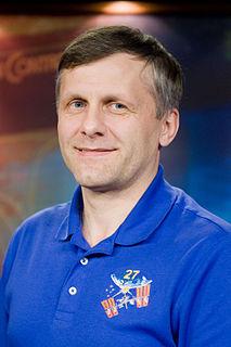 Andrei Borisenko Russian cosmonaut