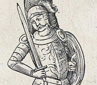 Andrei of Polotsk Eldest son Algirdas, Duke of Pskov and Polotsk