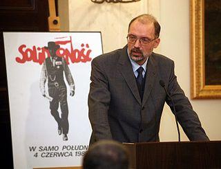 Andrzej Nowak (historian) Polish historian