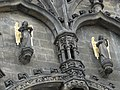 Angels on the Powder Tower. Prague. Czech Republic. Ангелы на Пороховой Башне. Прага. Чехия - panoramio.jpg