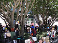 Anime Expo 2011 - crowd taking group pictures (5917927704).jpg
