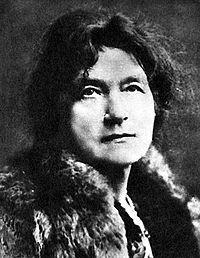 Anna Maria Roos i mitten av 1930-talet