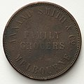 Annand Smith & Co. penny token, 1849 T 144 02.jpg