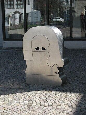 Horst Antes - Antes Horst,1968, Municipal Gallery, Sindelfingen, Germany