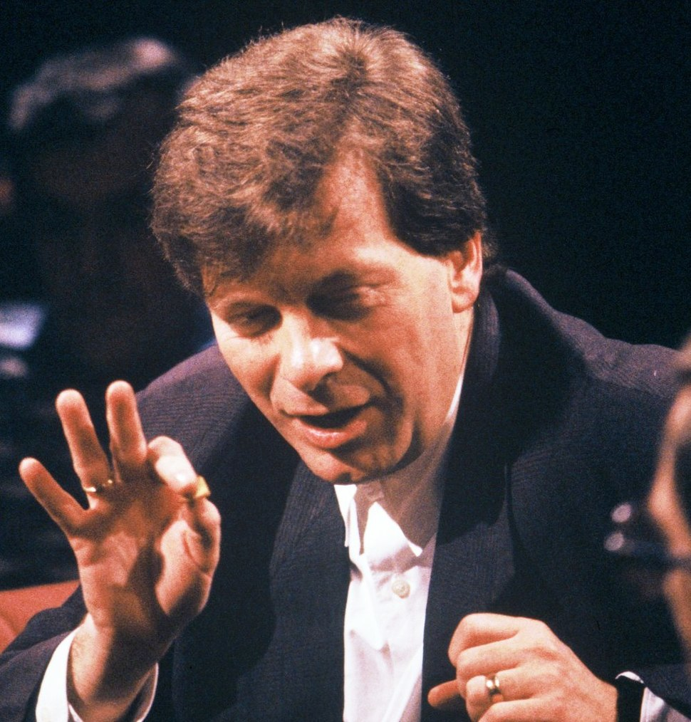 Anthony H Wilson hosting After Dark in 1988