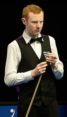 Anthony McGill at Snooker German Masters (DerHexer) 2015-02-04 05.jpg