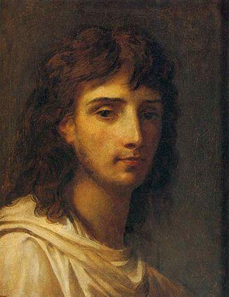 Antoine-Jean Gros - Image: Antoine Jean Gros, Autoportrait, 1795