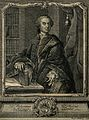 Anton Heins. Line engraving by C. Fritsch, 1764. Wellcome V0002657.jpg