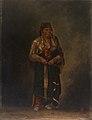 Antonion Zeno Shindler - Chunka-ah-luta (Red Dog) - 1985.66.128,428 - Smithsonian American Art Museum.jpg