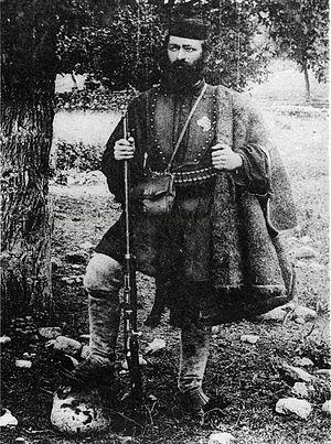 Antonios Zois - Photograph of Antonis Zois