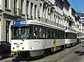 Antwerpen - Antwerpse tram, 23 juli 2019 (070, Sint-Paulusstraat).JPG