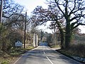 Approaching Tattenhall from the North West - geograph.org.uk - 332846.jpg