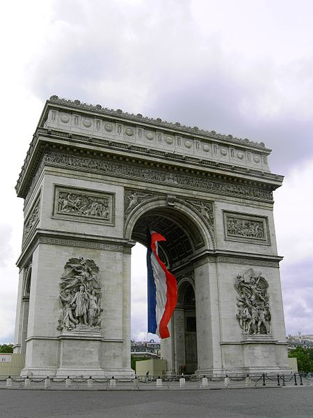 file arc de triomphe wikimedia commons. Black Bedroom Furniture Sets. Home Design Ideas