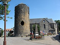 Arches, église St-Julien, tour-clocher.jpg