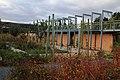 Arches, potagers du monde, jardin du muséum de Toulouse.JPG
