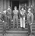 Ardennes Allied Commanders, Maastricht meeting, 7 Dec 1944 (02).jpg