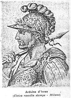 Arduin of Ivrea king