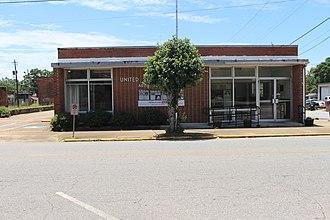 Arlington, Georgia - Image: Arlington Post Office, Georgia
