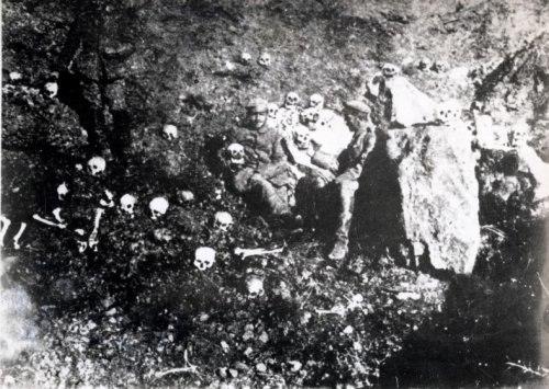 Armenian Skulls of Genocide